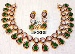 gold necklace simple design images Satyam jewellery nx traditional gold simple design choker necklace jpg