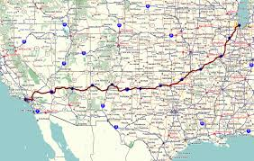 Show Me A Map Of Old Route 66 Map Show Me A Map Of The World