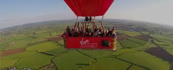 the experience virgin balloon flights