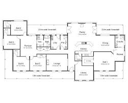 house plans with 5 bedrooms cool design modern 5 bedroom house floor plans 3 designs