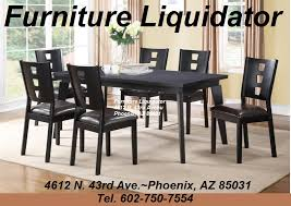Dining Room Tables Phoenix Az Dining Rooms Modern Furniture Phoenix Furniture Discount