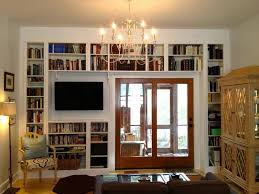Classic Wall Units Living Room Furniture U0026 Accessories Modern Design Of Diy Library Bookshelves