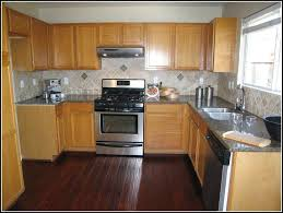 honey oak kitchen cabinets with wood floors oak kitchen cabinets with floors kitchen white
