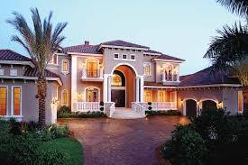 home design florida mediterranean contemporary florida style home house design plans