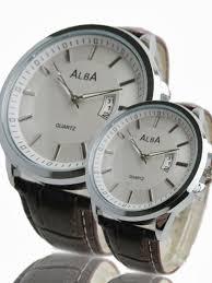 Jam Tangan Alba Pasangan pusat grosir jam tangan arloji original pria wanita dan