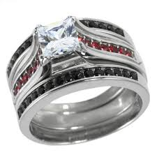 Firefighter Wedding Rings thin red line collection u2013 honor valor