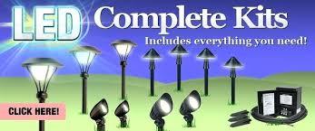 12 volt landscape lighting kits 12v led landscape lighting fixtures led complete light kits 12 volt