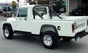 truck jeeps jeep truck lost the cj10