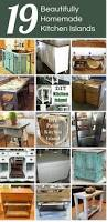best 25 homemade kitchen island ideas on pinterest kitchen