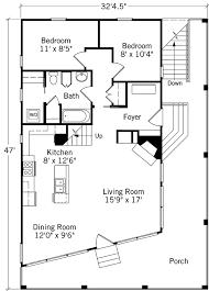 southern living floorplans floor plans tidewater cottage coastal living southern living