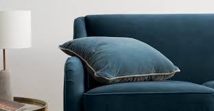 nettoyer canap canape velours bleu avec beau nettoyer canap velours frais design la