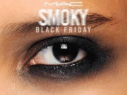 black friday mac mac cosmetics smoky black friday veluxe pearlfusion trio