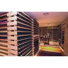 modularack wooden wine rack 20 bottle natural pine wineware co uk