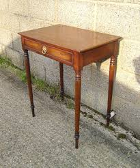 mahogany coffee table with drawers antique furniture warehouse small georgian table small regency