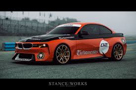 bmw commercial turbomeister u201d u2013 the bmw 2002 hommage concept stanceworks com