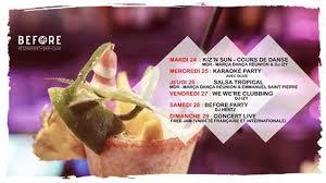 cours de cuisine 974 kiz n sun cours de danse et soirée kizomba le before soiree