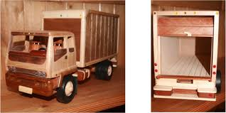 wooden truck plans free free download pdf woodworking free wooden
