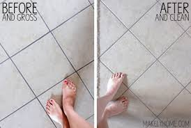 How To Whiten Bathroom Tiles 30 Creative Uses For Your Steam Cleaner One Good Thing By Jillee
