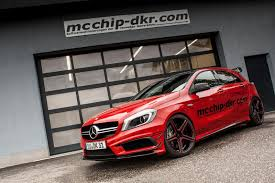 mercedes a45 amg 2014 2014 mercedes a45 amg by mcchip dkr review top speed