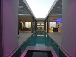 indoor pool design ideas at zephyros villa in pomos cyprus home