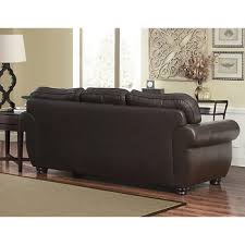Top Grain Leather Living Room Set by Abbyson Living Barrington 3 Pc Top Grain Leather Living Room Set