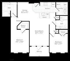 house 2 floor plans floor plans brompton house apartments and townhomes for rent
