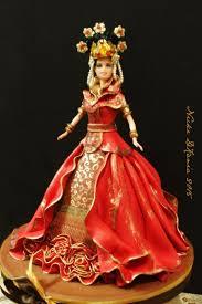 wedding cake palembang 239 best doll cake images on doll cakes cake