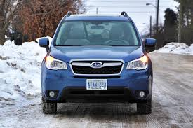 subaru forester touring 2015 subaru forester 2 5i touring with technology option autos ca
