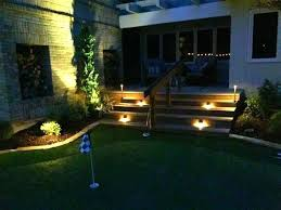Cost Of Landscape Lighting How To Install Led Landscape Lighting Install Led Landscape