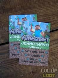 minecraft birthday party click image to find more diy u0026 crafts