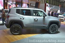 jeep renegade concept jeep renegade hard steel concept side view indian autos blog