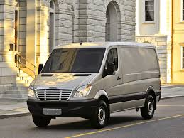 freightliner and dodge sprinter vans recalled over airbags
