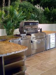 decor wondrous modular outdoor kitchens with fancy accents trends elegant endearing granite countertop plus awesome stone floor and charming modular outdoor kitchens