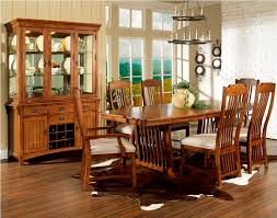 mission style dining room set mission style dining room chairs indiepretty