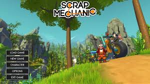 scrap mechanic free download pc full version crohasit
