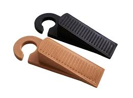 decorative door stops door stopper 2 pack decorative door stops with hooks rubber door