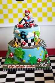 mario cake mario kart birthday cake a boys mario kart birthday party