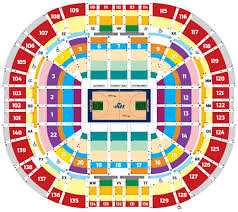 Map Utah Utah Jazz Stadium Seating Map New York Map
