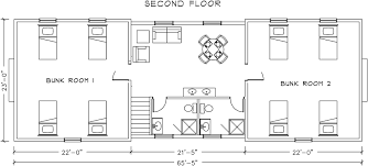 hunting camp floor plans small cabin house plans small cabin floor cabin consisting second floor plan