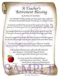 thanksgiving blessing poems a retirement blessing framed u0026 personalized gifts
