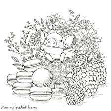 printable coloring pages for adults 15 free designs relaxing