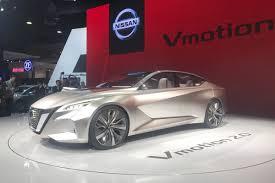 van gent lexus nissan vmotion 2 0 concept showcases brand u0027s future at detroit