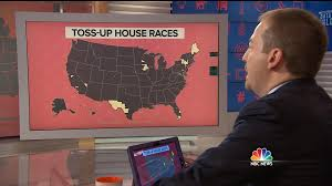 Nbc Election Map by Republican Lead In Two Early Voting States Will Be Tested Nbc News