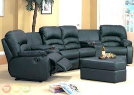 reclining sofas for small spaces small black recliner fascinating small space recliner recliner