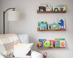 Wall Bookshelves For Nursery by Picture Ledge Shelf Wall Shelf Nursery Shelf Picture