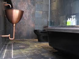 Industrial Bathroom Industrial Chic Bathroom Design TSC - Industrial bathroom design