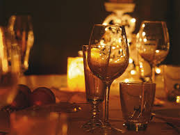 cena al lume di candela cena a lume di candela