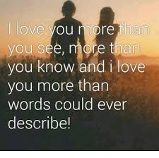 Love You More Meme - ove you ore than you see more than you know and i love you more than
