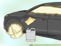 how to do a good base coat clear coat paint job 8 steps
