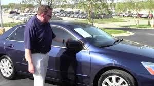 2007 v6 honda accord used 2007 honda accord ex l v6 for sale at honda cars of bellevue